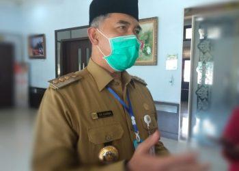 Syarif Fasha, Walikota Jambi/ Foto: datut