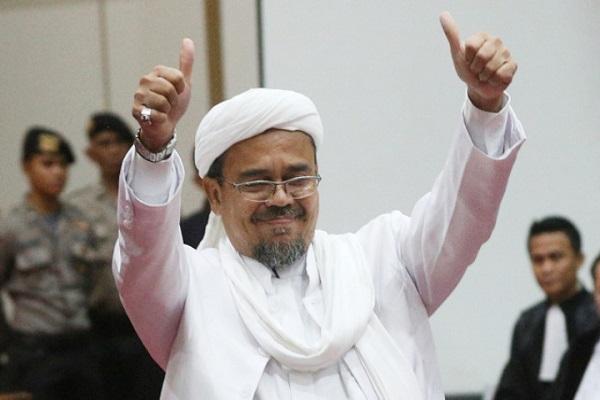 Habib Riziq, (doc/net)